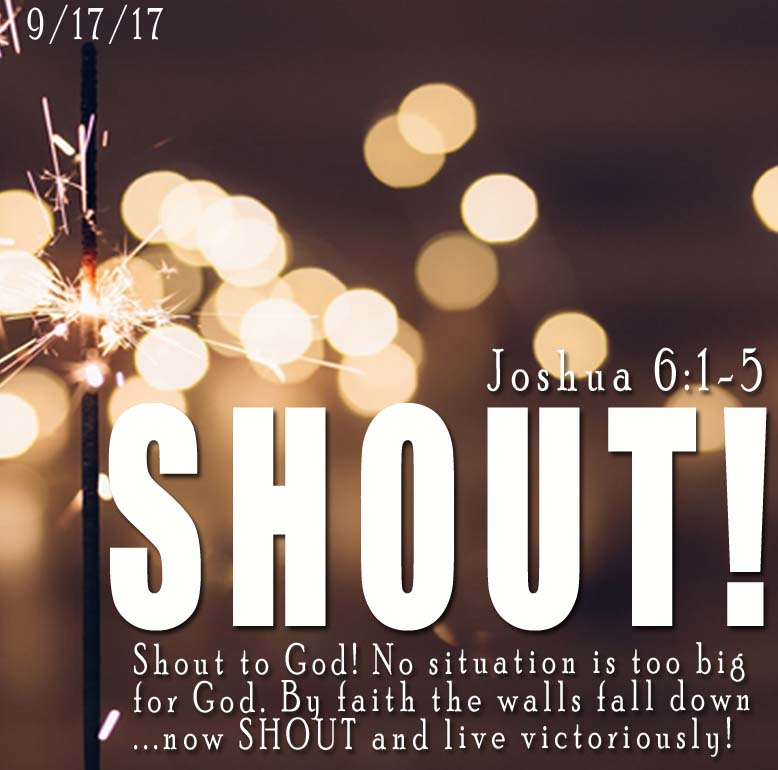 Shout united-faith-church