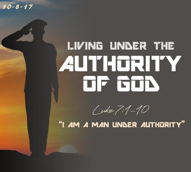 man saluting authority united faith church