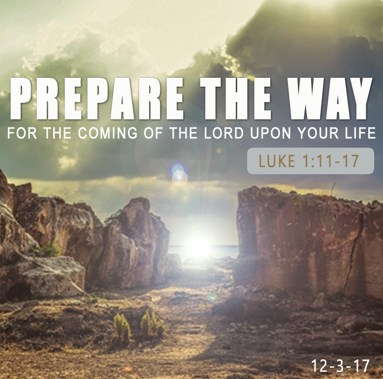 mountains and prepare the way verse